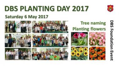 DBS Planting Day 2017