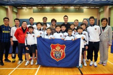 Kowloon East Area Inter-Primary Schools Table-Tennis Competition