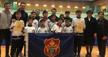 Kowloon South Area Inter-Primary Schools Table-Tennis Competition