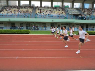 Sports Day Finals
